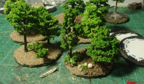 bases de árbol